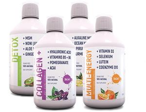 витаминно-минеральный комплекс DeLixir