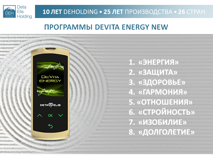 devita energy new welldeta