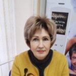Рисунок профиля (Лидия)