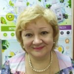 Рисунок профиля (Елена Просина)